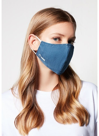 Mavi Maske İndigo